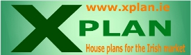 www.xplan.ie (House Plans, Floor Plans, House Designs, Blueprints)