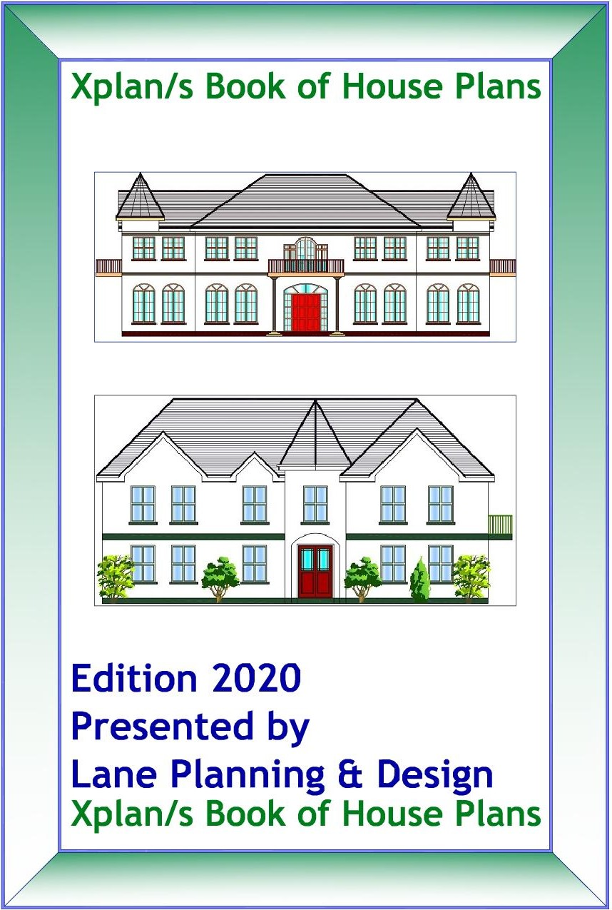 Xplan/s Book of House Plans